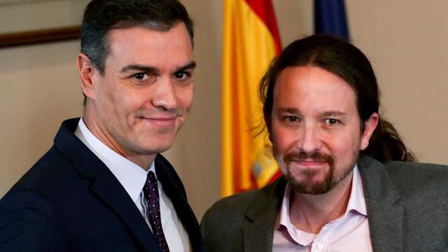 Suben PSOE, PP y Vox mientras bajan Unidas Podemos y Ciudadanos