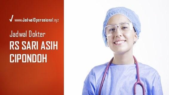 Jadwal Dokter RS Sari Asih Cipondoh