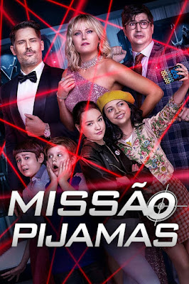 Missão Pijamas (2020) Torrent