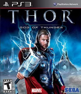 Thor God of Thunder PS3 Torrent