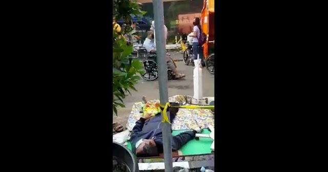 Pasien Di RSUD Bekasi Tumpah Ke Parkiran, Fadli Zon: Ya Allah, Ini Masalah Serius...
