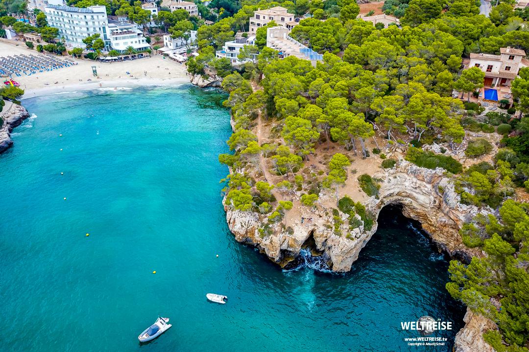 Mallorca WELTREISE mit Arkadij