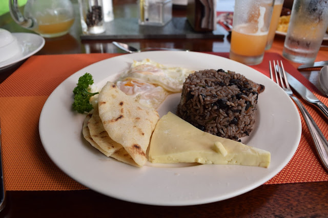 gallo pinto, Costa Rica