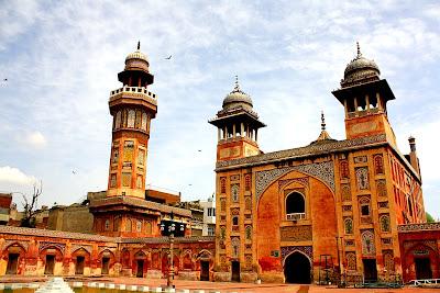 masjid lahore pakistan