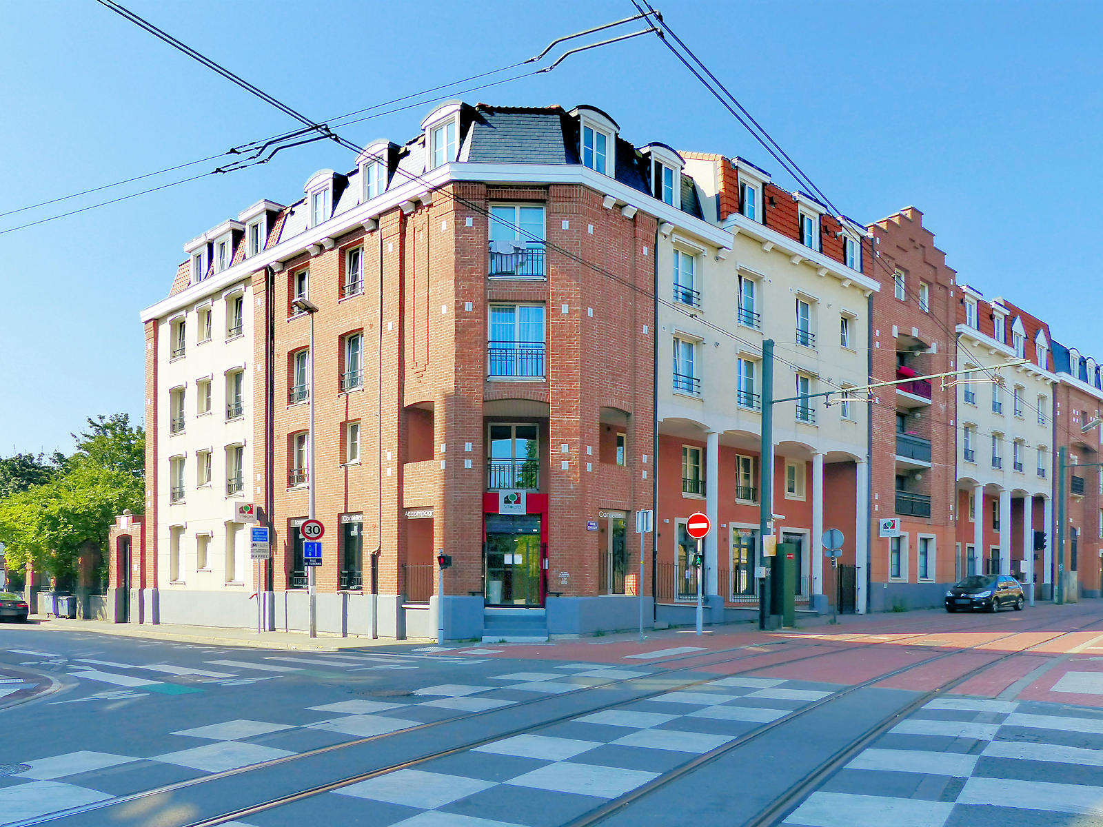 Vilogia Office HLM, 38 Rue Chanzy, Tourcoing.