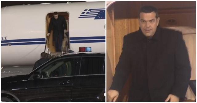 """Υποδοχή """"ηγέτη"""" στη Μόσχα: Ο Τσίπρας έφτασε στη Ρωσία και δεν τον υποδέχθηκε κανένας!!!"""