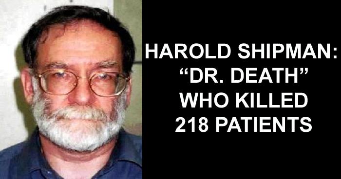 """Harold Shipman: """"Dr. Death"""" Britain's Biggest Serial Killer"""