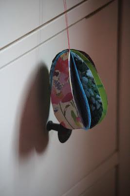 photo paper egg
