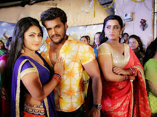 Bhojpuri Movie Mai Sehra Bandh Ke Aaunga HD shooting pictures