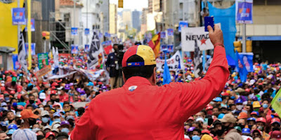 législatives sans surprise au Venezuela