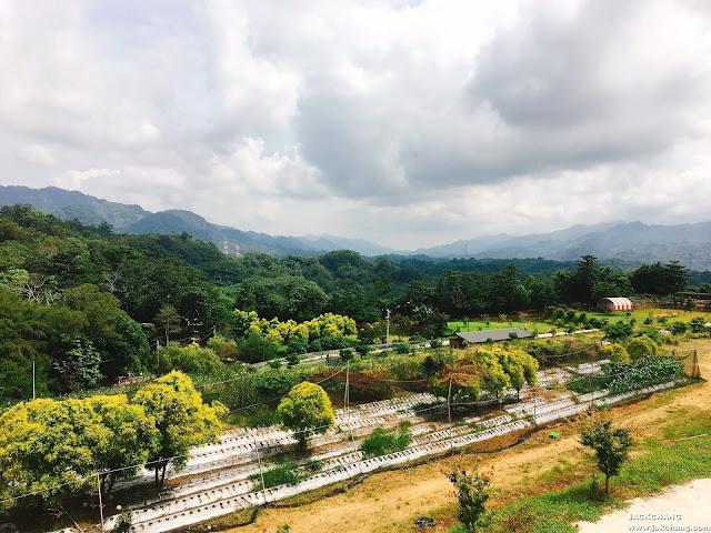 種植與露營區域