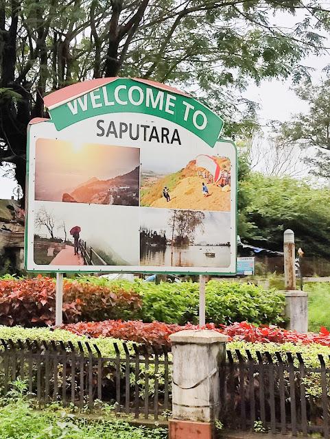 Saputara Travel Guide