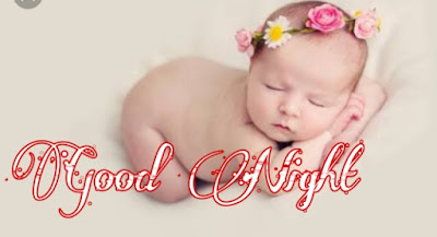 cute baby good night image pics photo wallpaper hd quality