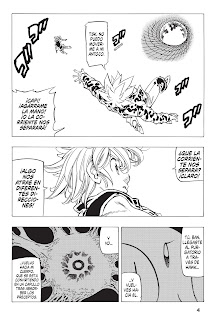 Reseña de SEVEN DEADLY SINS vol. 35 de Suzuki Nakaba - Norma Editorial