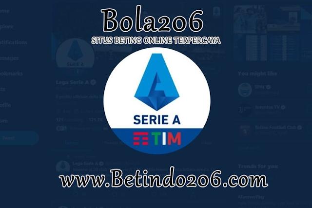 Liga Italia Berpeluang Untuk Melanjutkan Sampai Oktober