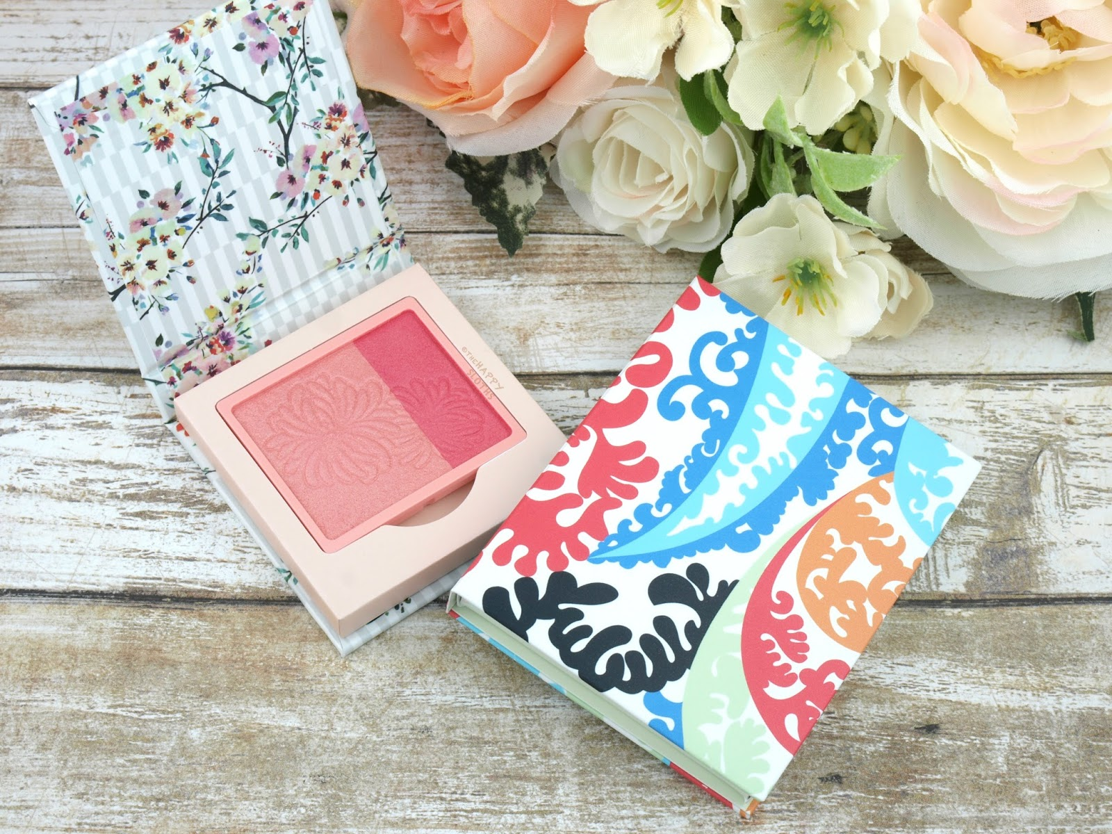 "Paul & Joe Spring 2017 Powder Blush in ""002 Mon Lapin"": Review and Swatches"