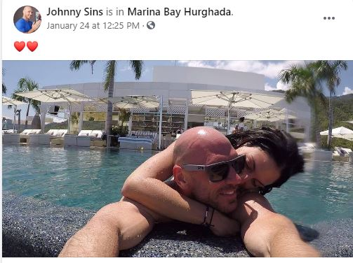Johnny Sins is a popular pornographic film actor spending his winter vacation in Egypt