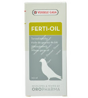 Vitamin Burung Import Ferti-oil