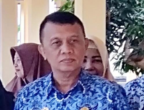 Sekretaris, Daerah, Dr. Ir. H. Marjani Sultan, M Si