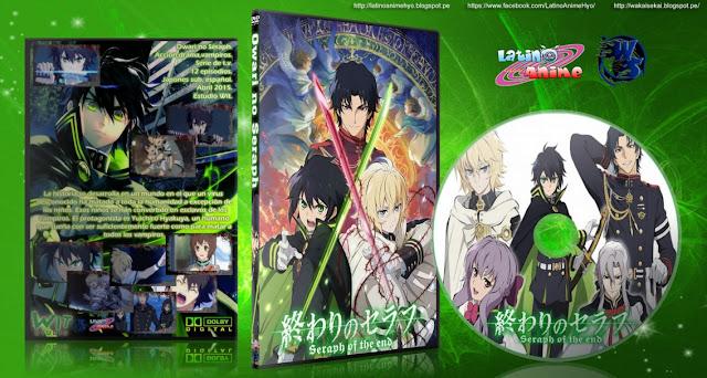 Owari no Seraph | Cover DVD |