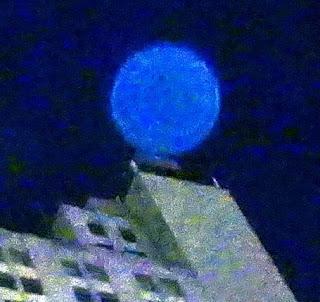 orb on roof