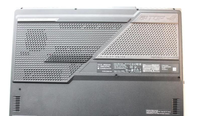 ASUS ROG Strix SCAR 17 G733QS Review