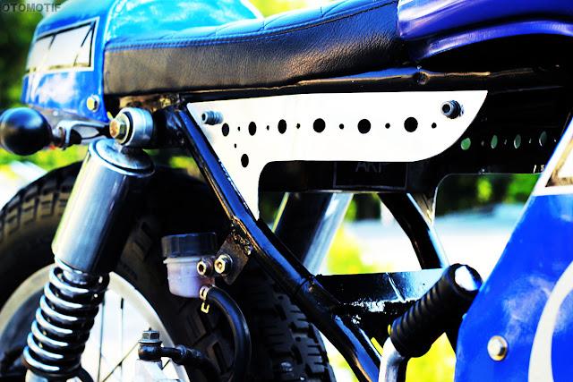 Teguh Setiawan's Yamaha RX-K 135 12