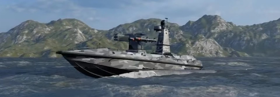 У Туреччині презентували морський безпілотник ULAQ