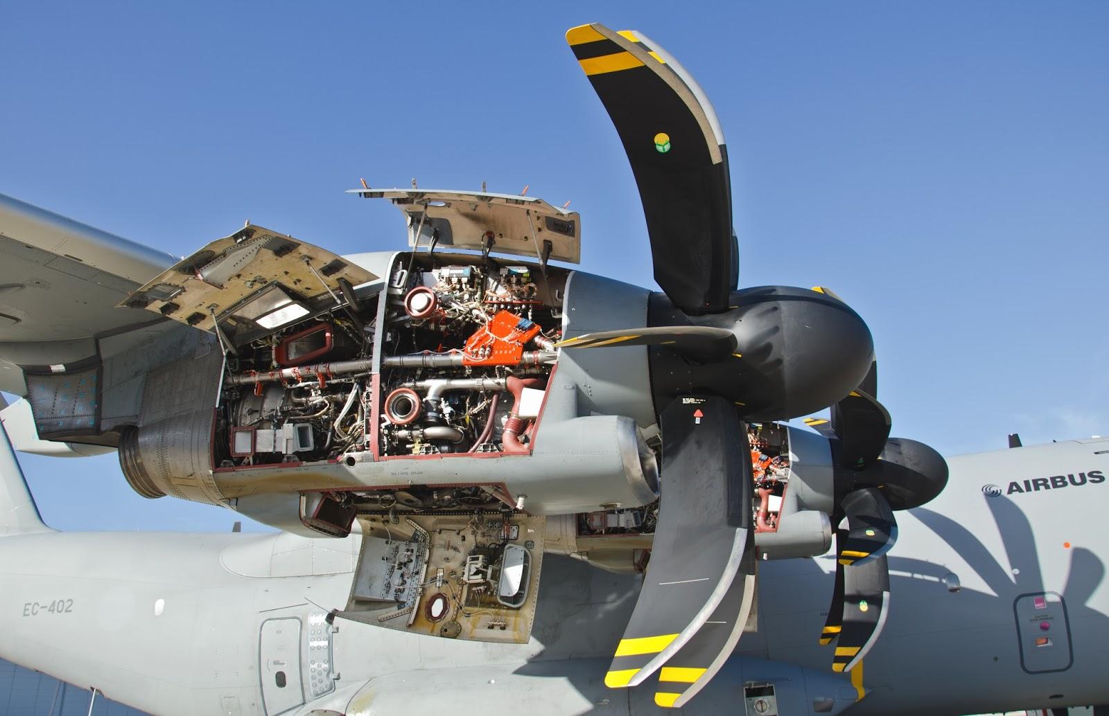 "Defense Strategies: Engine & Building ""Airbus A400M"""