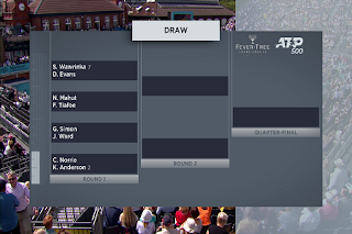 ATP Tour Fever-Tree Championship Eutelsat 7A/7B Biss Key 17 June 2019