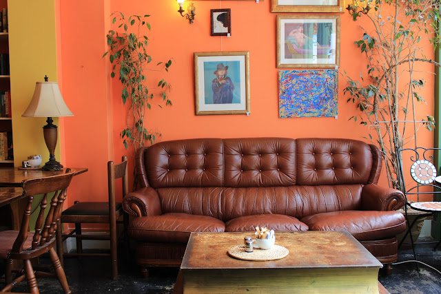 Tufnell Park Cafes