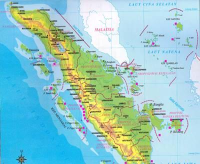 5 Pulau Terbesar Di Indonesia Beserta Peta Dan Luas Wilayahnya Infoakurat Com