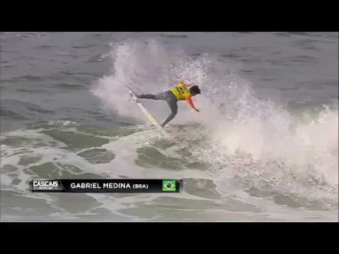 Day 5 Highlights - 2013 Cascais Billabong Pro