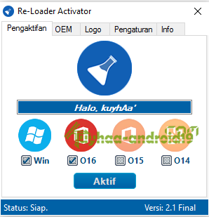 free download reloader activator terbaru