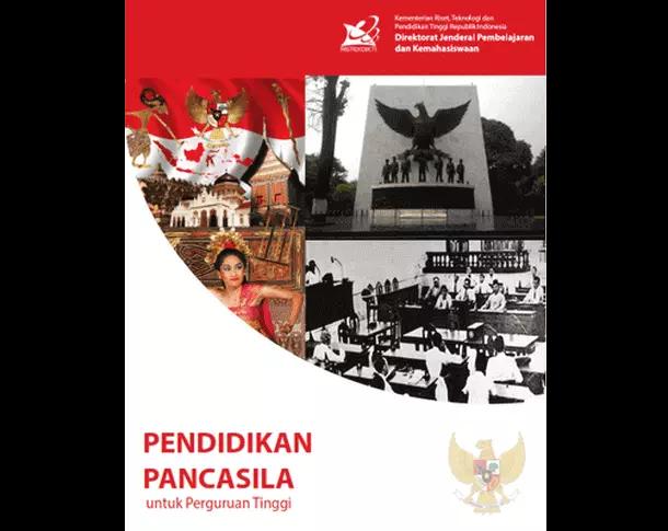 Buku Pendidikan Pancasila untuk Perguruan Tinggi - Ristekdikti