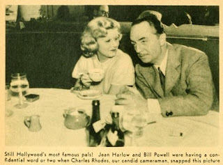 Jean Harlow William Powell