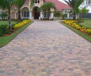 Brick Driveway Image Brick Driveway Cost