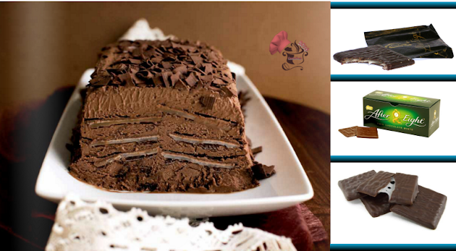 Marquesa de Chocolate con after eight 2