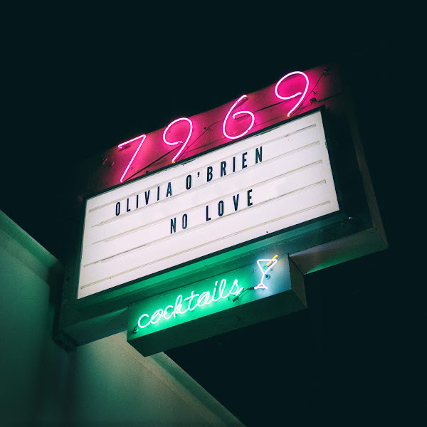 Olivia O'Brien - No Love - Single Cover