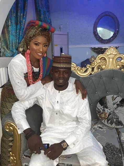 News:-Prince Mk finally Announced the date of his marriage with Amina doko