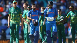 India vs South Africa 11th Match ICC CT 2017 Highlights