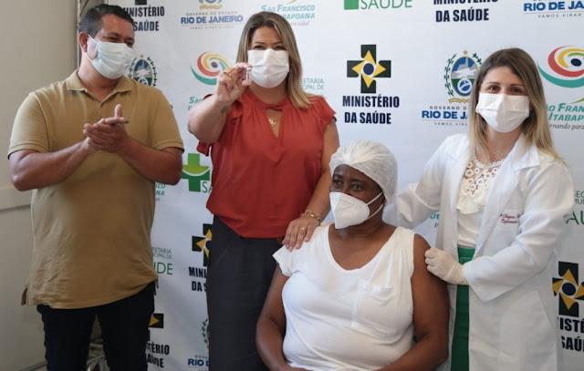 SFI recebe mais uma remessa de vacinas contra a