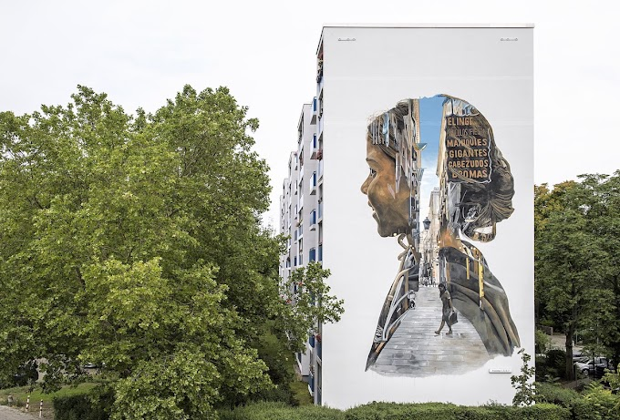 Cristian Blanxer - Urban Nation One Wall / Berlin