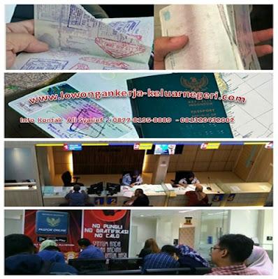 Syarat membuat Paspor TKI- Info Kontak Loker Luar Negeri 0877-8195-8889 - 081320432002