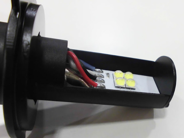 サインハウス・エルリボン HS1 LEDヘッドライトバルブ