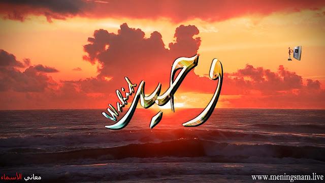 معنى اسم وحيد وصفات حامل هذا الاسم Wahid