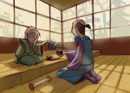 Resultado de imagen para Un día un turista fue a visitar a un maestro espiritual y quedó estupefacto al ver que su casa sólo tenía una estancia