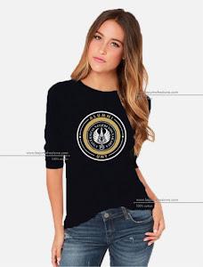 baju mahasiswa long sleeve tshirt alumni uny woman