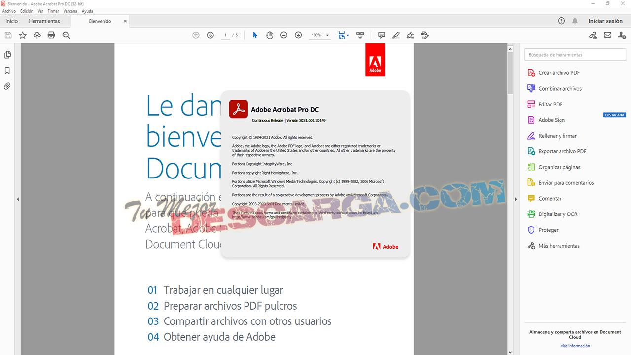 Adobe Acrobat Pro Dc 3