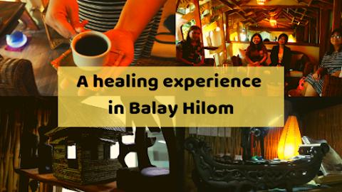 A healing experience in Balay Hilom Spa